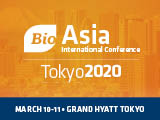BIO Asia International Conference March 10-11, Tokyo