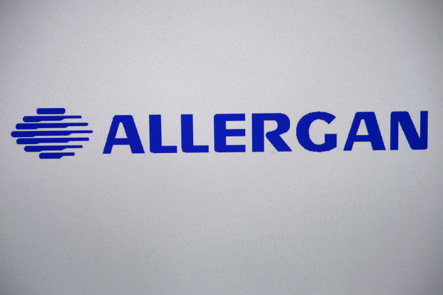 Allergan sues 'rogue' importer for trademark infringement