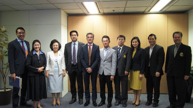 BioEconomy Academy launches in Bangkok