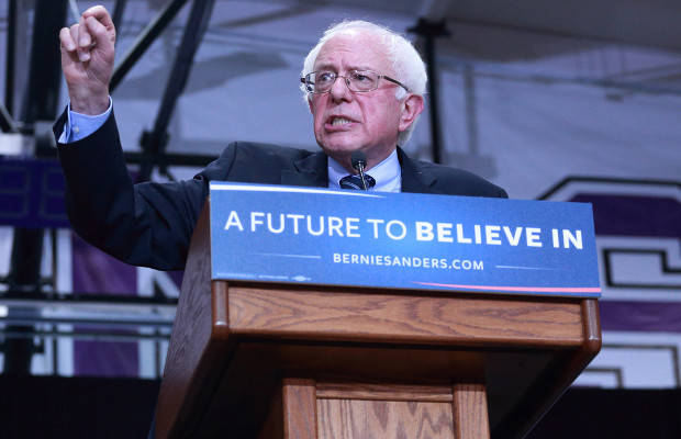 Bernie Sanders urges government to intervene over prostate cancer patent