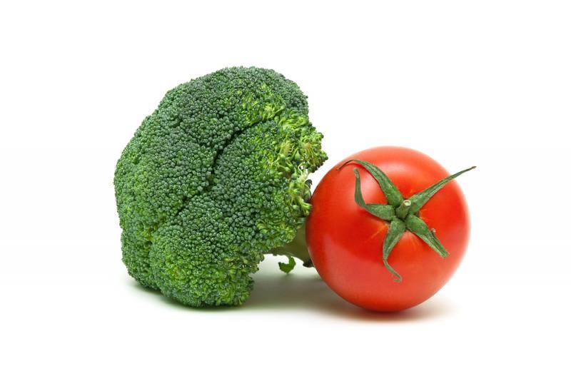 Brokoli ve Domates