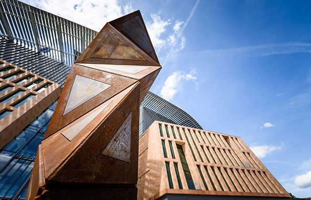 Francis Crick Institute: a new centre of excellence