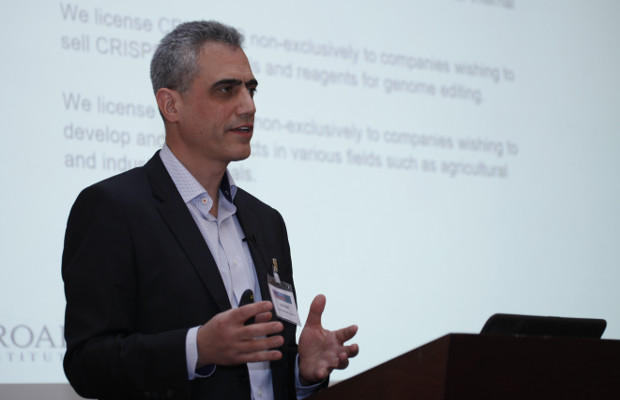 LSPN Europe 2017: Broad had 'no clue' about CRISPR licensing in agriculture