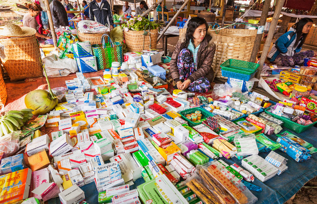 Counterfeit drug market worth $200bn a year, says report
