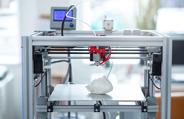 The heart of the 3D printing matter