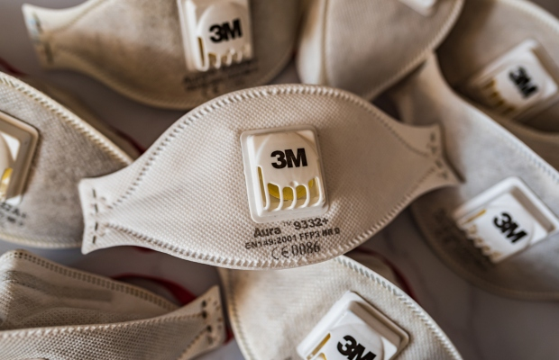 3M wins injunction against Florida counterfeit mask seller
